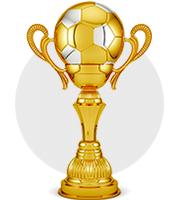 Kazanılan kupa ve ödüller bu alanda yayınlanacak.